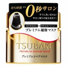 Восстанавливающая маска для волос Tsubaki Premium Repair Mask (Shiseido)