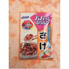 Приправа к рису со вкусом лосося (HOGOROMO Япония, 30 гр)