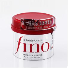 Маска премиум-класса для волос Fino Premium Touch Beauty Essence Hair Mask с маточным молочком ( SHISEIDO , 230 г.)