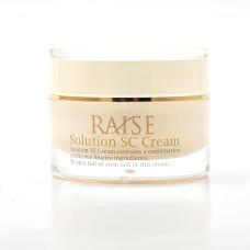 RAISE Solution SC 100 Cream (30 мл) Питательный крем для лица со стволовыми клетками.
