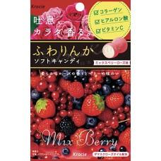 Конфеты красоты роза и ягоды (KRACIE MIX BERRY)