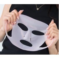 Японская силиконовая маска для увлажнения кожи